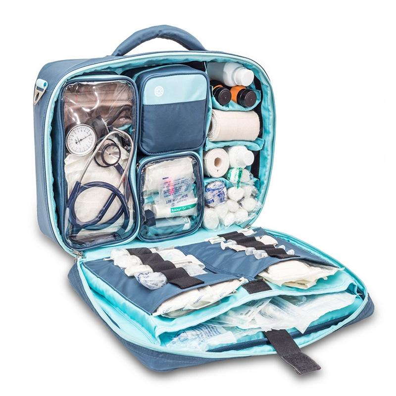 Practi's Home Care Bag Blue | Medical Supermarket