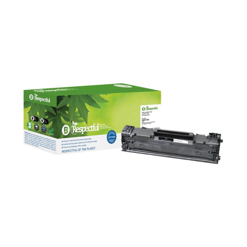 Compatible HP No.78A Black Toner Cartridge | Medical Supermarket