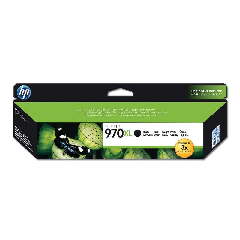HP No.970XL Black | Medical Supermarket