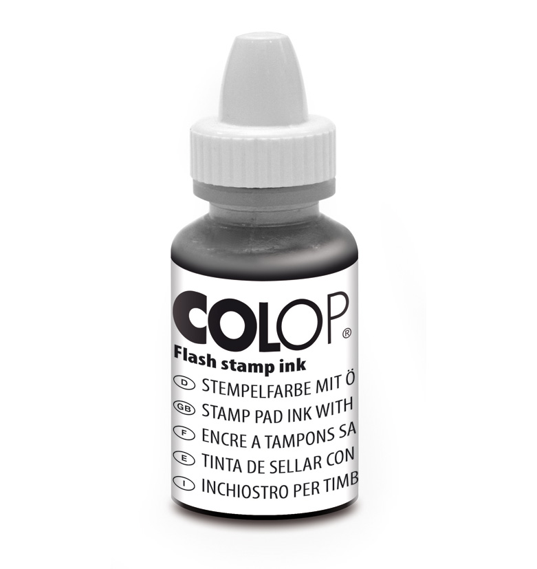 Eos Black Ink 25ml | Medical Supermarket