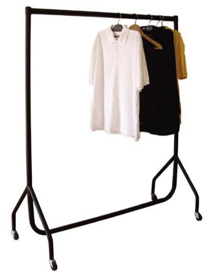 6Ft Clothes Rails | Medical Supermarket