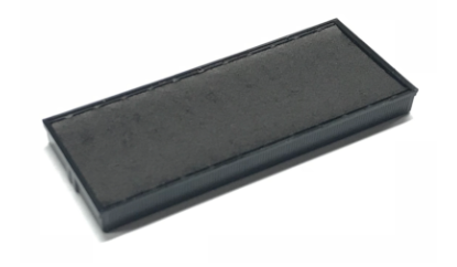 Shiny S-833 Black Ink Pad | Medical Supermarket