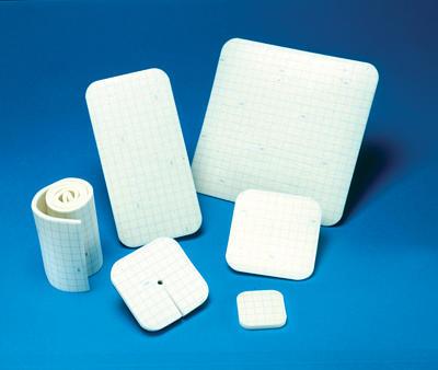 Adhesive Tegaderm Foam Dressing 10cm x 11cm | Medical Supermarket