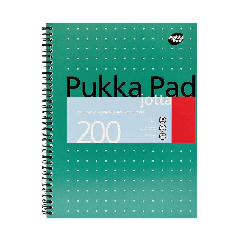 A4 Jotta Wirebound Notepad | Medical Supermarket