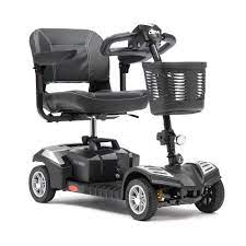 Scout Explorer Scooter with Suspension and Upgraded Seat   Medical Supermarket