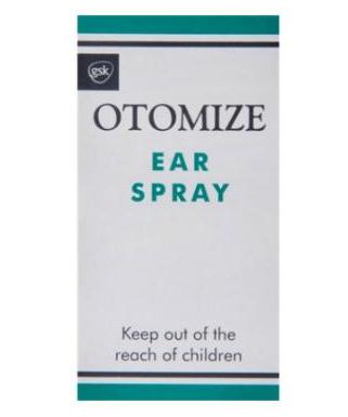 (POM) Otomize Ear Spray 5ml   Medical Supermarket