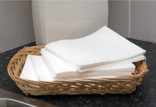 Premium Luxury Airlaid Hand Towel 30 x 38cm | Medical Supermarket