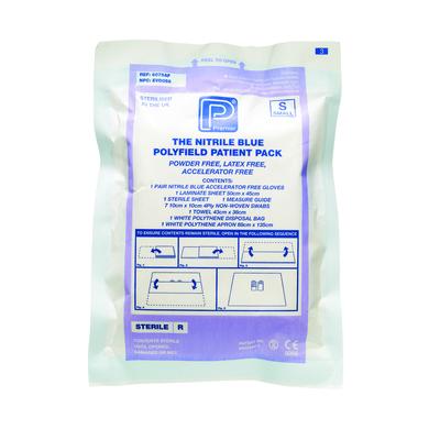 Polyfield Nitrile Patient Pack Large | Medical Supermarket