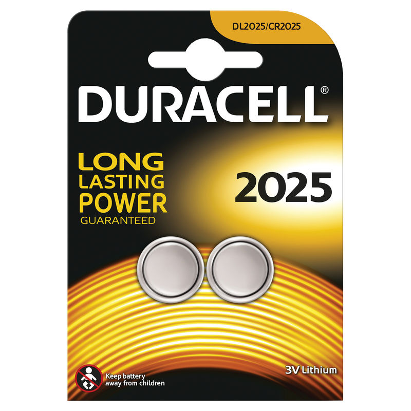 Energizer CR2025 Lithium Coin Battery | Medical Supermarket