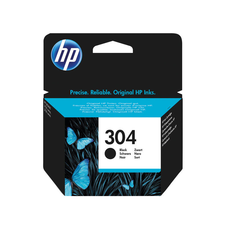 HP No.304 Ink Black | Medical Supermarket