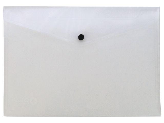 A4 Document Folders Transparent | Medical Supermarket