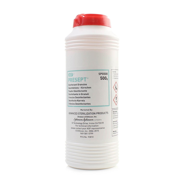 Presept Granules 500g (for Body Fluid Spillage)   Medical Supermarket
