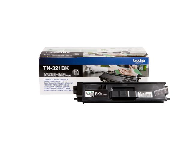 Brother TN321 Toner Black | Medical Supermarket