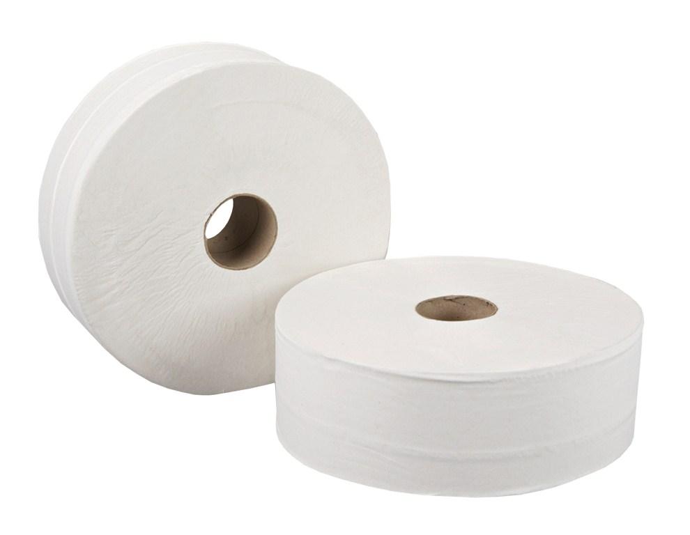 Standard Maxi Jumbo 2 Ply Toilet Rolls 60mm Core | Medical Supermarket