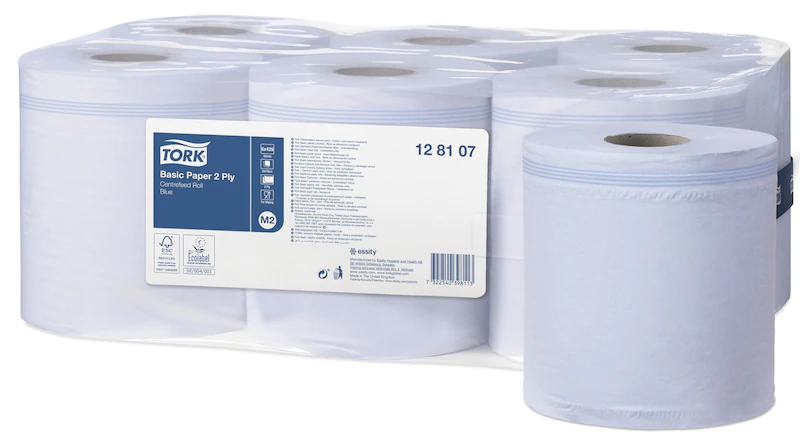 Tork Universal Centre Feed Wiper Roll | Medical Supermarket