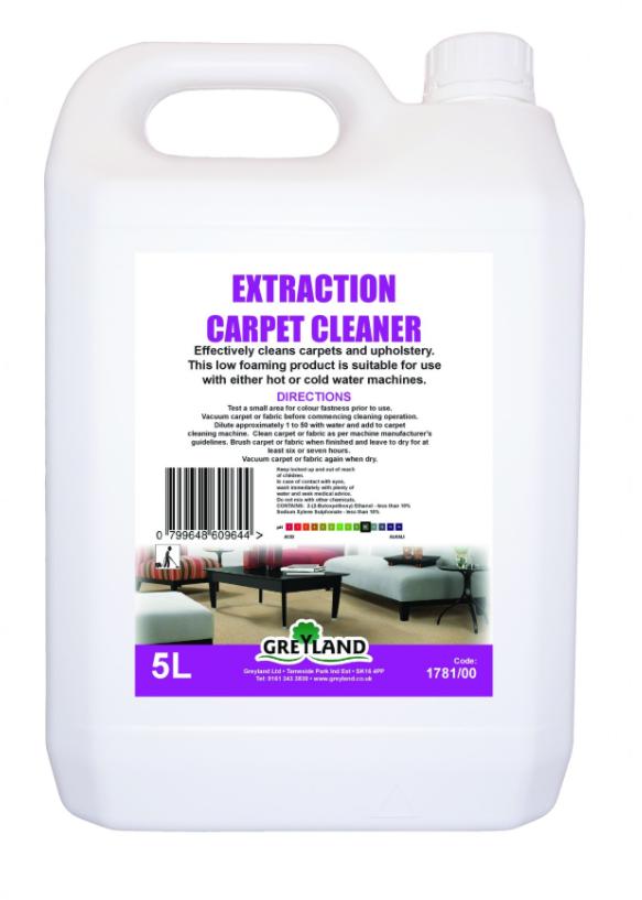 Extraction Carpet Cleaner 5 Litre- Pack of 1 | Medical Supermarket