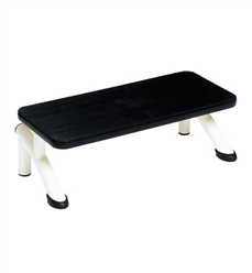 Couch Step - Single Tier White | Medical Supermarket