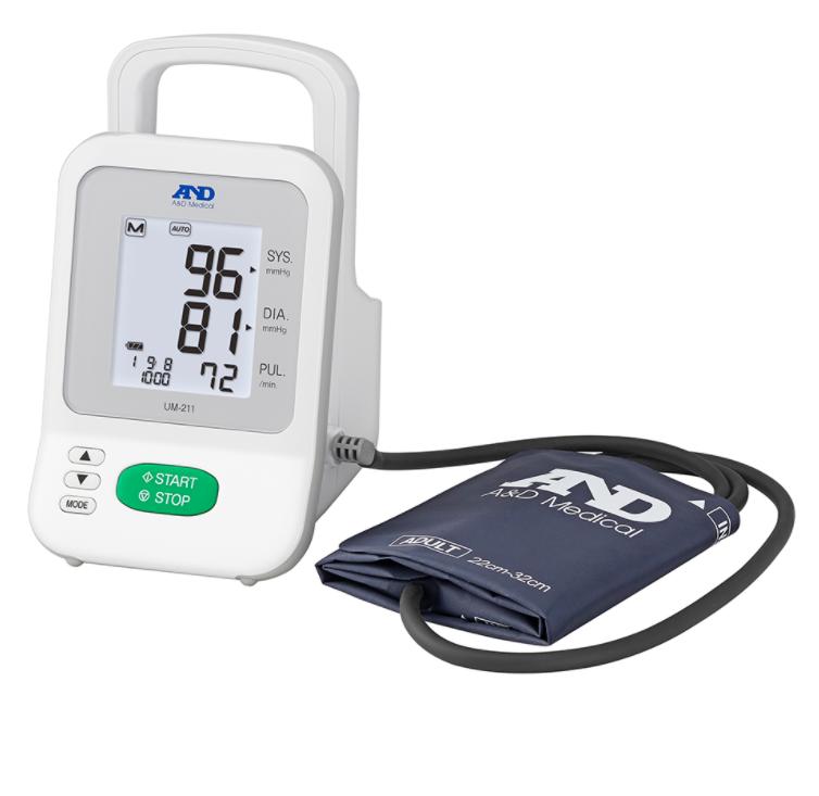 A&D UM-211 All-In-One Blood Pressure Monitor | Medical Supermarket