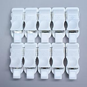 Mortara Adapter 4mm Electrode Clip | Medical Supermarket