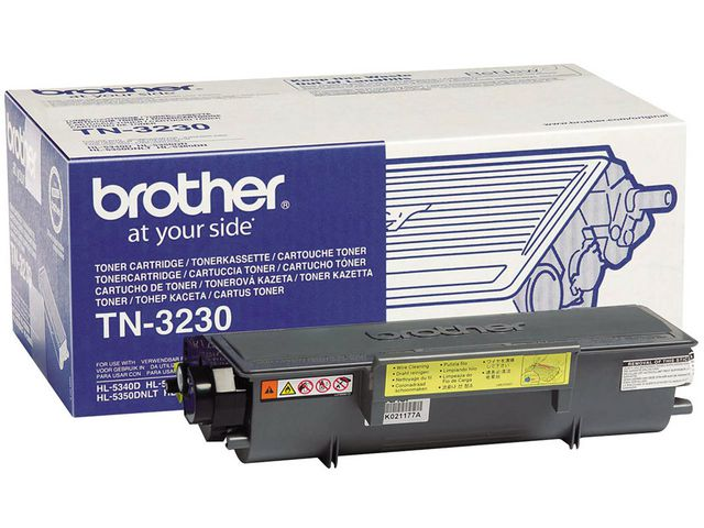 Brother TN3230 Black Toner | Medical Supermarket