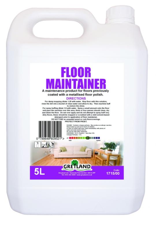 Floor Maintainer 5Ltr | Medical Supermarket