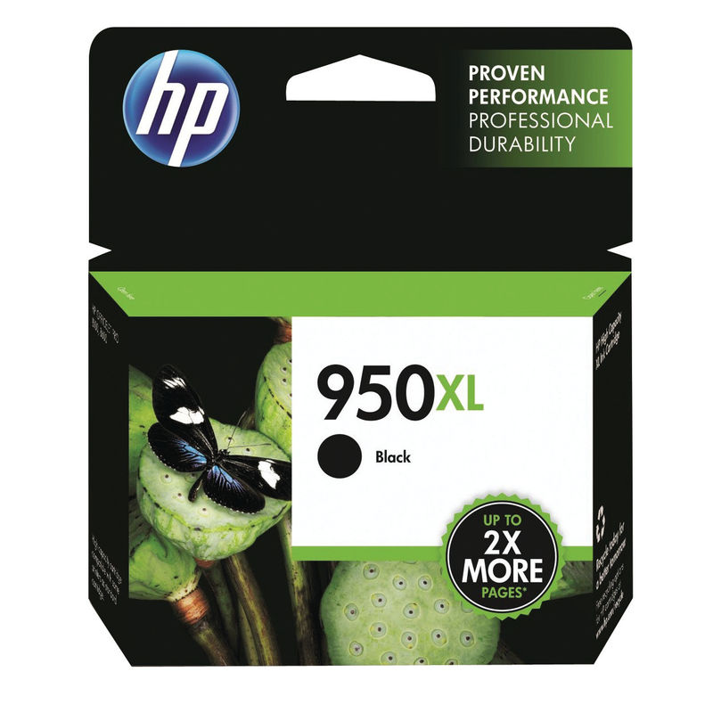 HP No.950XL High Capacity Black Ink Cartridge | Medical Supermarket