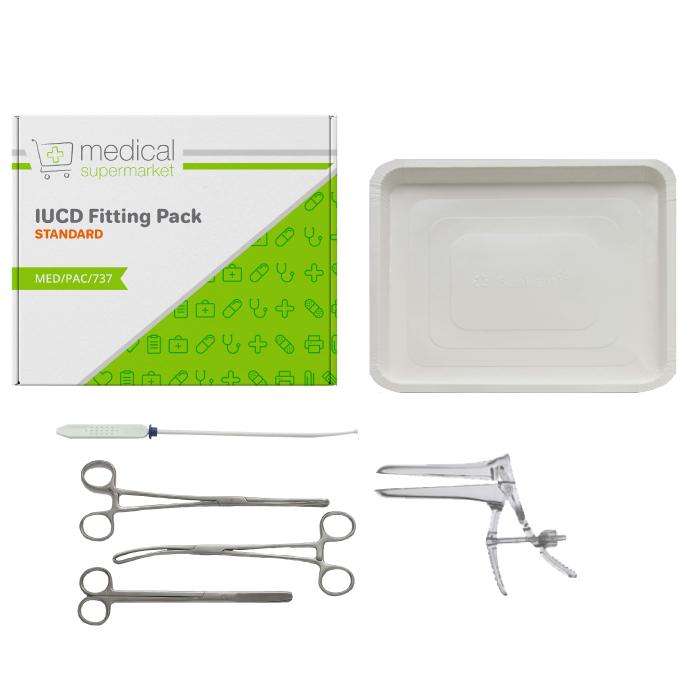 Medical Supermarket Standard IUCD Fitting Pack   Medical Supermarket