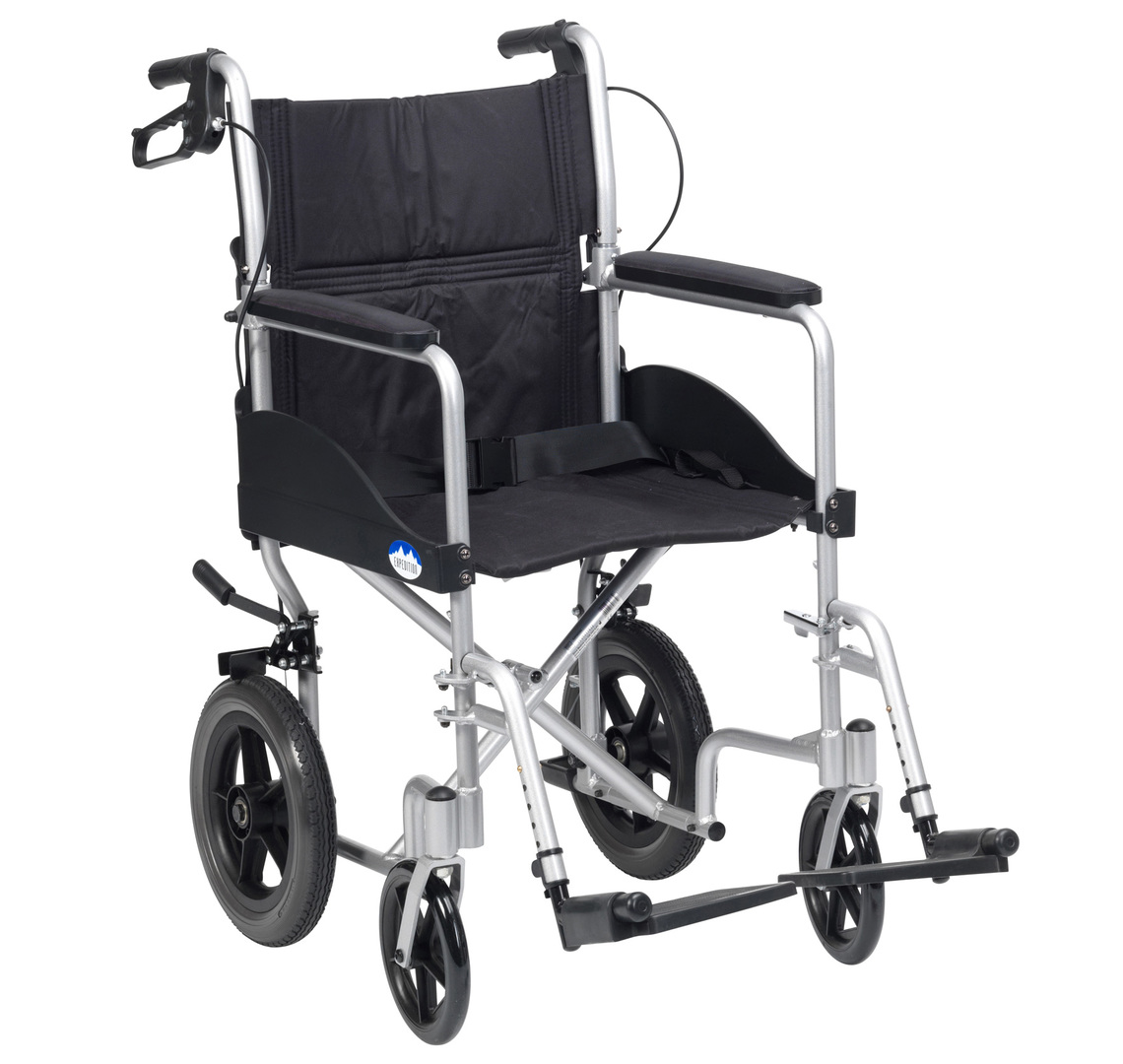 Expedition Plus Transit Wheelchair | Medical Supermarket
