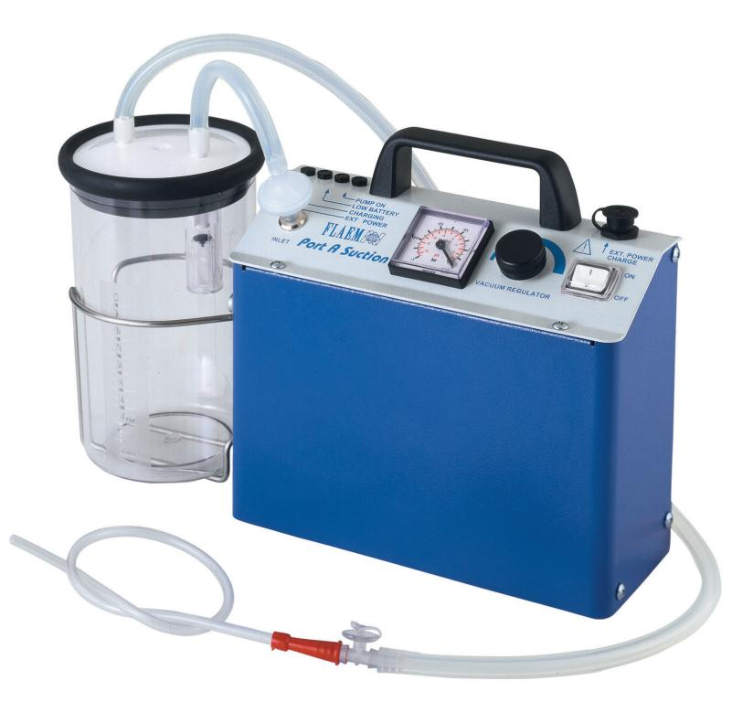 3A Mini Aspeed Rechargeable Aspirator Suction Pump | Medical Supermarket
