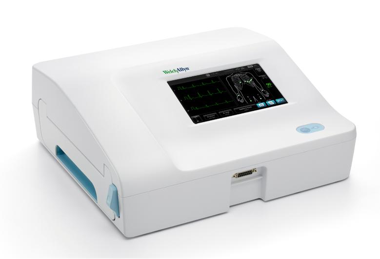 Welch Allyn CP150 ECG Machine With Interpretation   Medical Supermarket