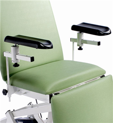 Doherty Treatment Chair Phlebotomy Arms | Medical Supermarket