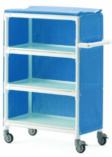 MLC 303 Linen Carts | Medical Supermarket