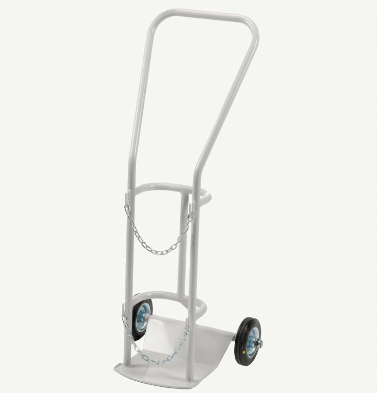 Oxygen Cylinder Trolley FG Cylinder Trolley | Medical Supermarket