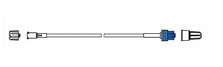 Syringe Driver Extension Set Clear Length 0.5ml | Medical Supermarket