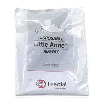 Disposable Airways For Little Anne Pack of 96 | Medical Supermarket