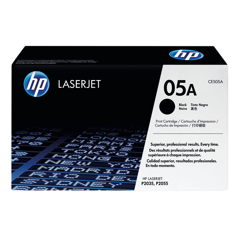 HP No.05A Black Toner | Medical Supermarket