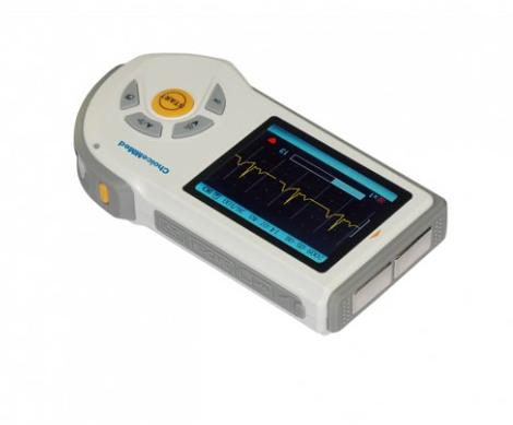 ChoiceMMed Handheld ECG Monitor   Medical Supermarket