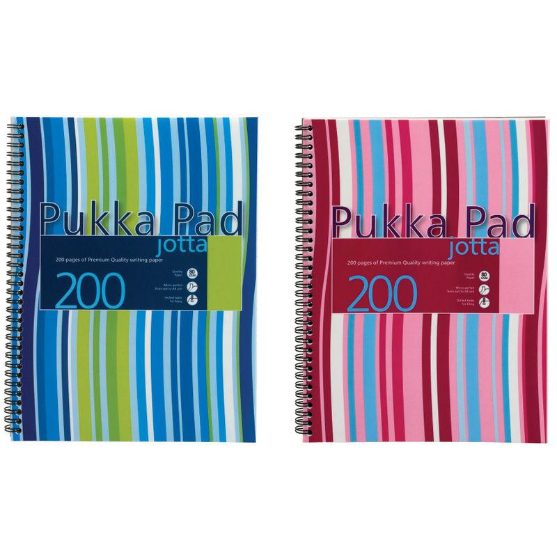 Pukka Pad Jotta Spiral Bound Notebook A4   Medical Supermarket