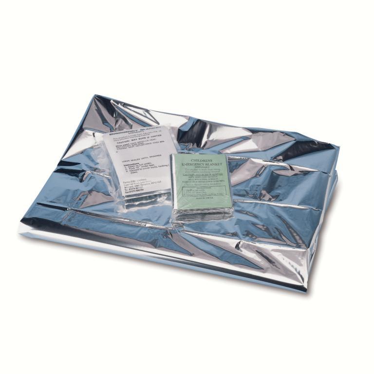 Disposable Emergency Foil Blanket | Medical Supermarket