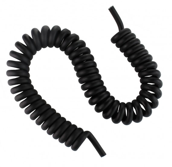 Accoson Long Coiled Tube for Wall & Stand Sphygmomanometer | Medical Supermarket