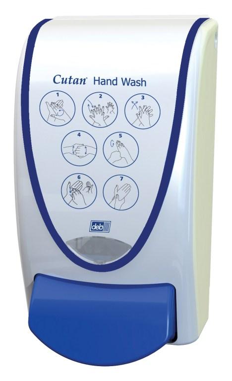 Deb Cutan Gentle Hand Wash Dispenser | Medical Supermarket