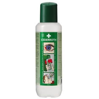 Cederroth Buffered Eye Wash 500ml Bottle | Medical Supermarket
