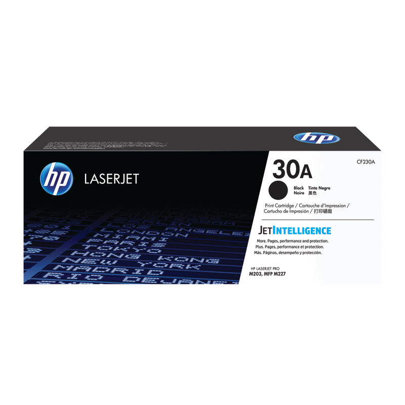 HP No.30A Black LaserJet Toner Cartridge | Medical Supermarket