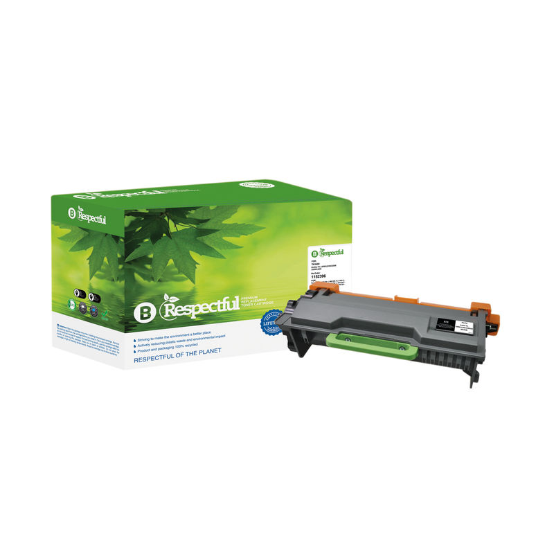 Compatible Brother TN3480 High Capacity Black Toner | Medical Supermarket