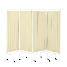 Sidhil Replacement Screen Curtains Poyester, Beige | Medical Supermarket