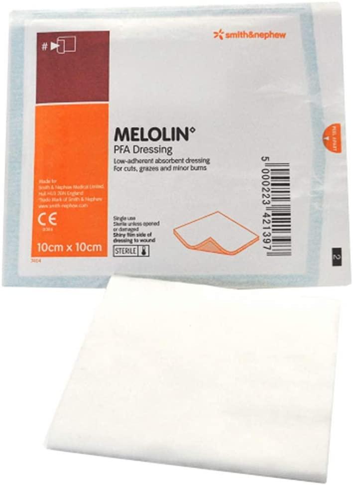 Melolin Dressing 10cm x 10cm | Medical Supermarket