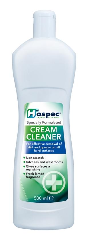 Cream Cleaner 500ml | Medical Supermarket