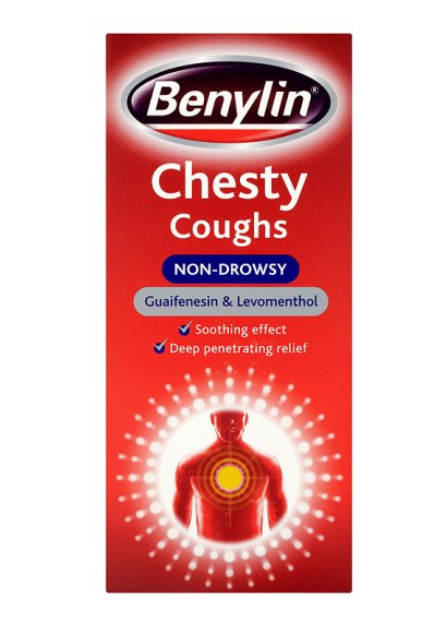 (P) Benylin Chesty Cough Non-Drowsy 300ml | Medical Supermarket