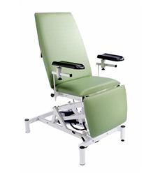 Doherty Phlebotomy Chair No Breathing Hole | Medical Supermarket