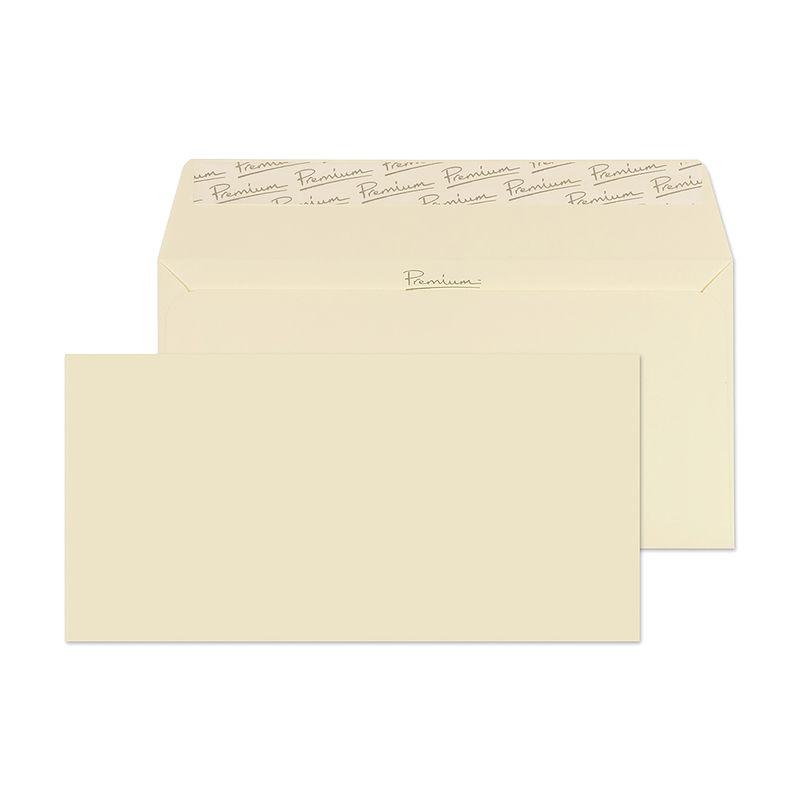 Premium Business, Cream Wove DL Envelopes | Medical Supermarket
